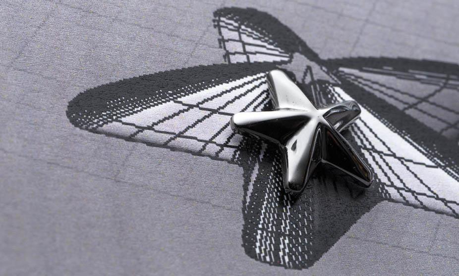 Prodotto 2 realizzato con stampa 3d | Goretti accessori moda