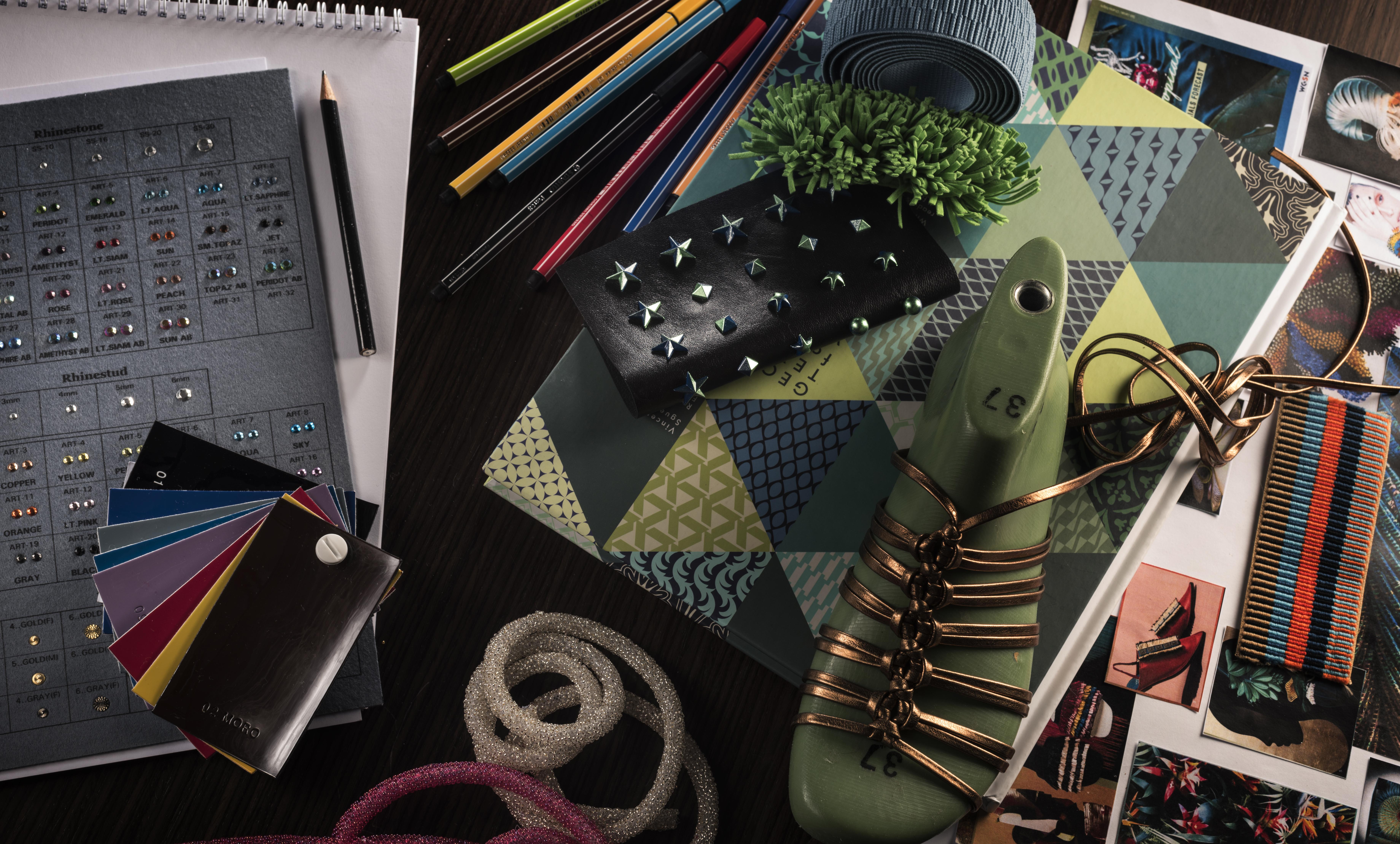 Tecnologie 3 | Goretti applicazione accessori moda